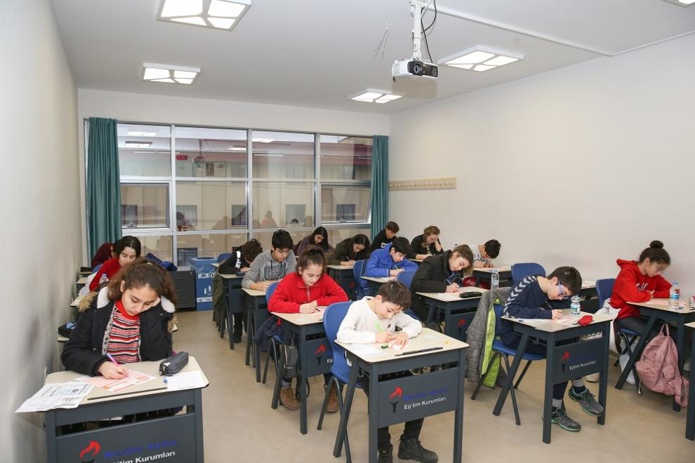 Nesibe Aydın Okulları bursluluk ve okula giriş sınavı