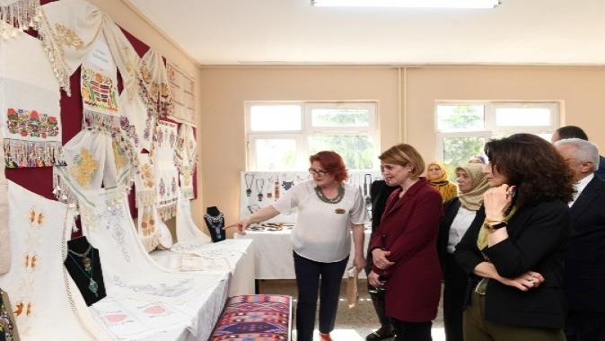 Başiskele Halk Eğitim Merkezi ziyareti