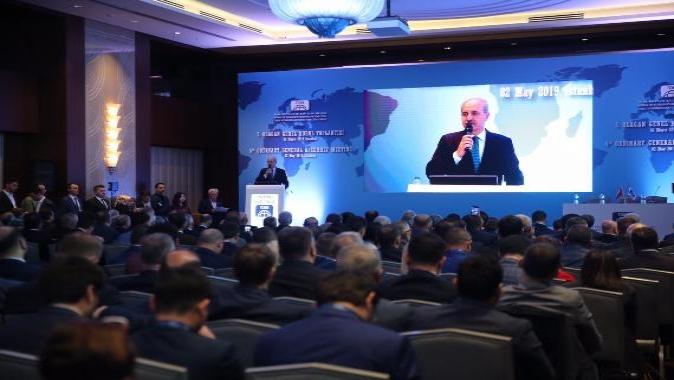 Başkan Özlü, Türk Dünyası Belediyeler Birliği İcra Kurulu'nda
