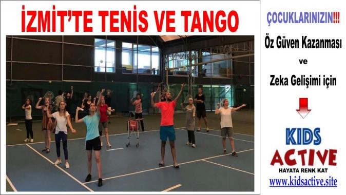 İzmit'te Tenis Ve Tango, İzmit Tenis Kulübü Yahya Kaptan Şubesi, Tekerlekli Sandalye Milli Takım oyuncuları,