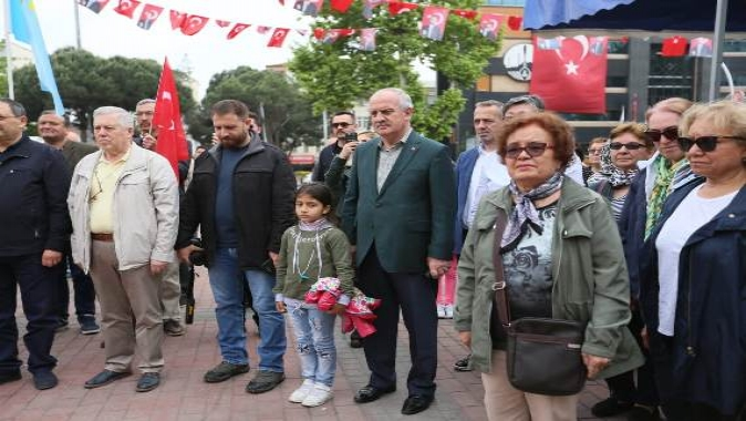 Kırım Sürgünü 75. Yılında Anıldı