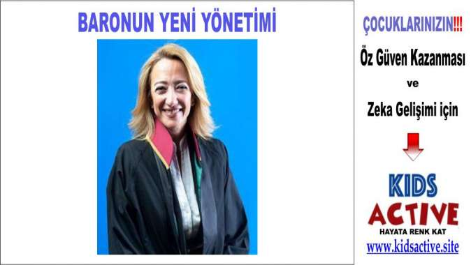 Kocaeli Baro Başkanı Av. Bahar Gültekin Candemir