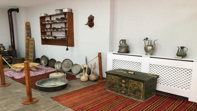 Köy Müzesi'nin ziyaretçileri var