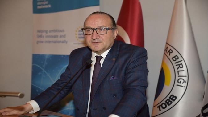 KSO Başkanı Ayhan Zeytinoğlu kapasite kullanım oranlarını değerlendirdi