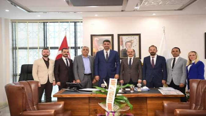 KTO'dan Belediye Başkanlarına Ziyaret