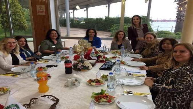 KTO'dan kadın girişimcilere iftar