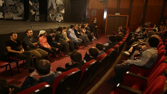 Tarih öğrencileri, Milli Mücadele kahramanını tiyatro ile tanıdı