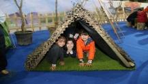 23 Nisan çocuk festivali coşkuyla devam ediyor