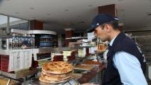 Başiskele'de Fırınlara Ramazan Denetimi