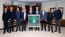 Başkan Büyükakın, ''Kocaelispor'la nice 53 yıllara''