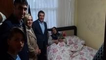 Başkan Şayir'den Şehit Annesine Anlamlı Ziyaret