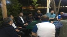 Başkan Turan'a Kefken'de yoğun ilgi