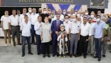 Başkan Turan'ın cemiyetine binler akın etti