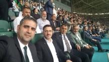 Başkandan Kocaelispor'a destek