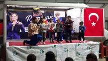 Çocuklar Ramazan etkinlikleriyle eğleniyor
