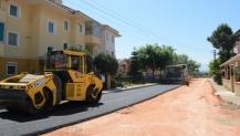 Cumhuriyet'te yollara asfalt