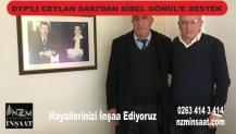 DYP'li Sarı'dan Sibel Gönül'e destek