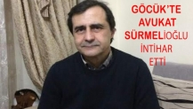 Gölcük'te Avukat Sürmelioğlu intihar etti