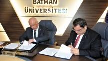 GTÜ, Batman Üniversitesi ile işbirliğine başladı