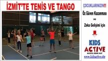 İzmit'te Tenis Ve Tango