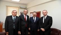 Kandıra 'ya Valimiz Sayın Hüseyin Aksoy ziyareti