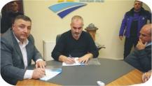 Karamürsel Belediyesi, Karamürsel Belediye Başkanı İsmail Yıldırım, Hizmet İş Sendikası Şube Başkanı İdris Ersoy, Hizmet İş Sendikası, belediye işçileri, ücret artışının protokolü