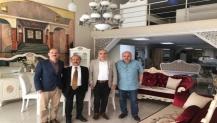 KTO Başkanı Öztürk Panayır İçin Ağadere Esnafı ile Görüştü
