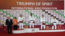 Milli Judocularda hedef olimpiyat