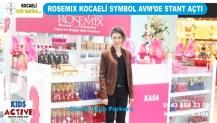 Rosemıx Kocaeli Symbol Avm'de Stant Açtı