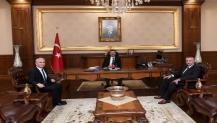 SEDAŞ'tan Vali Hüseyin Aksoy'a ziyaret