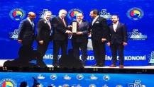TOBB'dan Kocaeli Sanayi Odası'na Büyük Ödül