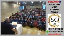 Ülkü Ocakları'ndan Çocuk istismarı konferansı.