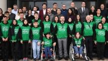 Vali Hüseyin Aksoy'dan engelliler haftası mesajı