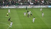 Vali Hüseyin Aksoy , Kocaelispor'un Play-Off Mücadelesini İzledi