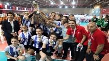 Voleybol Midiler Türkiye Şampiyonası sonuçlandı