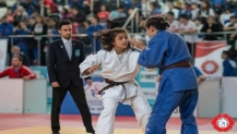 Yıldızlar Türkiye Judo Şampiyonası'nda gelenek bozulmadı