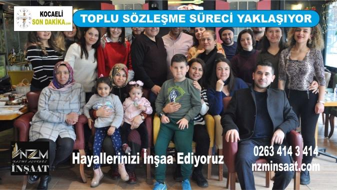 Toplu Sözleşme Süreci Yaklaşıyor, Türk Sağlık Sen, Türk Sağlık Sen Kocaeli Şube Başkanı Ömer Çeker, 112 Acil Sağlık Hizmetleri İstasyonları,