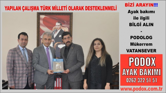 Yapılan Çalışma Türk Milleti Olarak Desteklenmeli